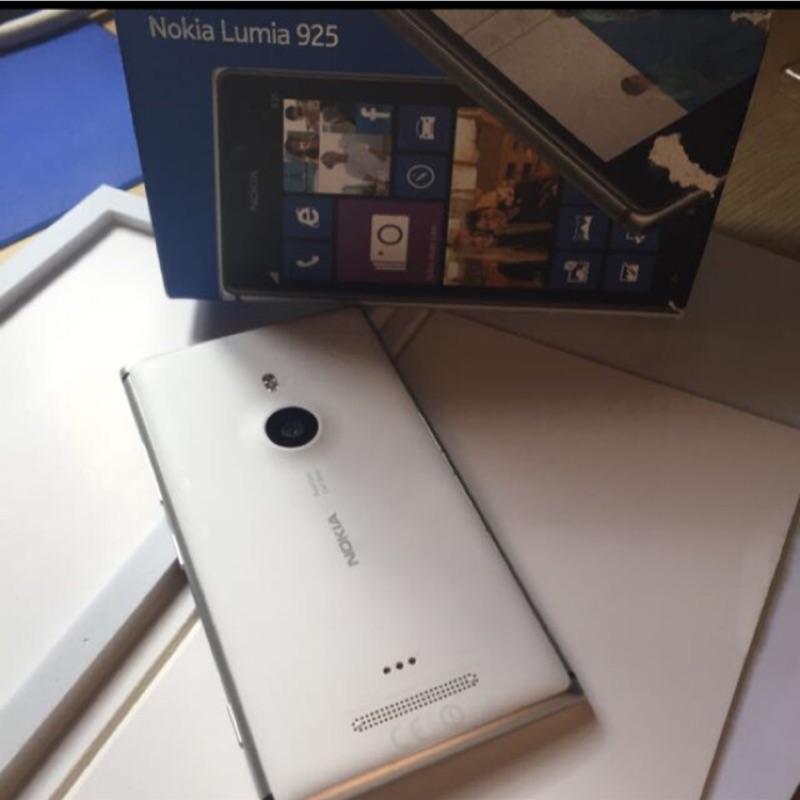 Nokia Lumai 925 手機 可議 iphone10 256G Iphone6 16g