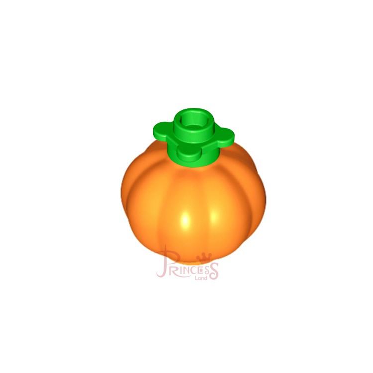 公主樂糕殿 LEGO 75947 75810 21318 怪奇物語 樹屋 南瓜 植物 食物 橙色 51270 C068