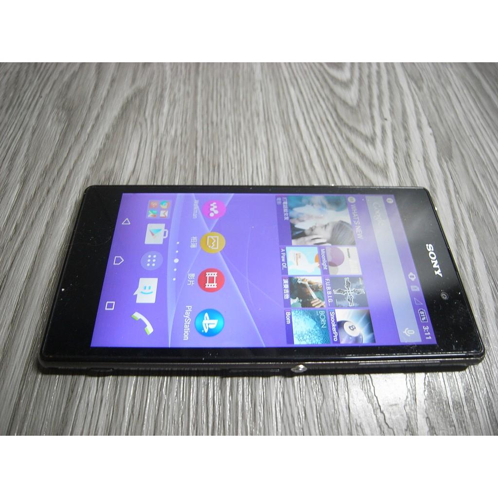 二手- SONY Xperia Z1 觸控智慧型手機 無法插SIM卡使用 只能用WIFI