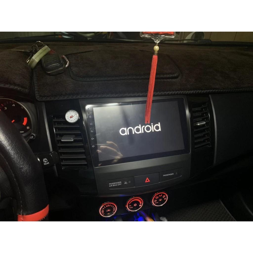 三菱 Mitsubishi Outlanter Android 8.1 安卓版觸控螢幕主機 導航/USB/藍芽音樂/方控