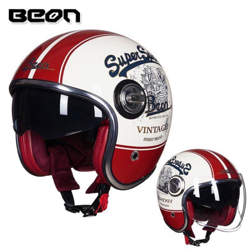 荷蘭品牌BEON安全帽 半罩式安全帽 全罩式安全帽 電動車安全帽B108A