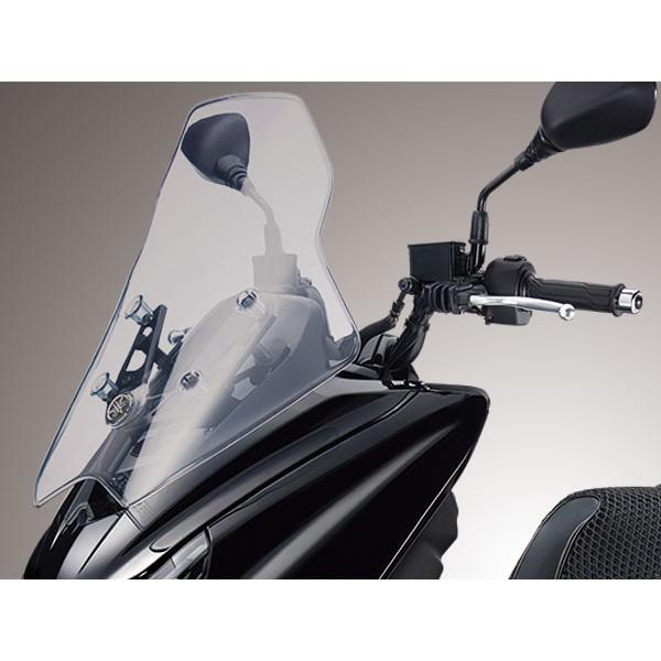 山葉 原廠 最新SMAX 155(ABS版)歐規風鏡 SMAX155 風鏡 小風鏡