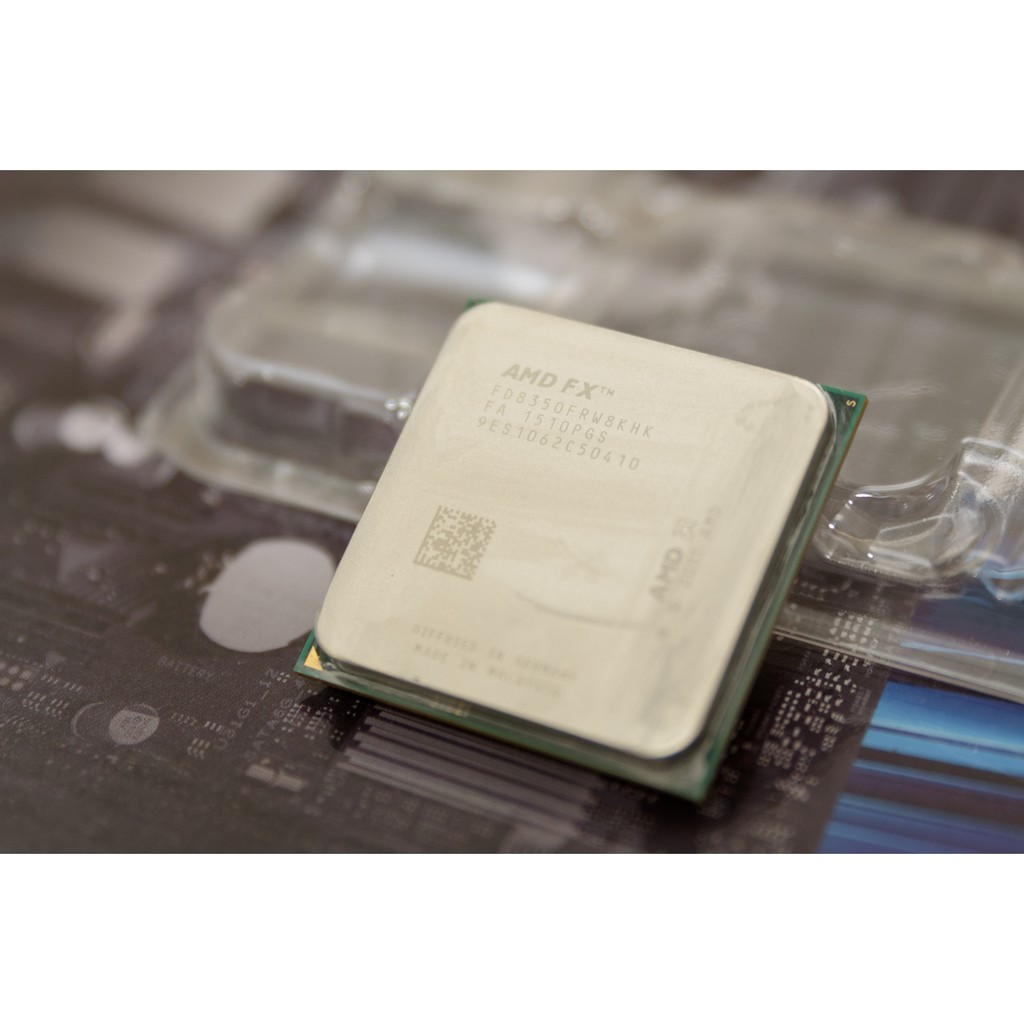 AMD FX-8350 FX-8320 FX-8300 八核心CPU [AM3+/8核/附散熱膏]