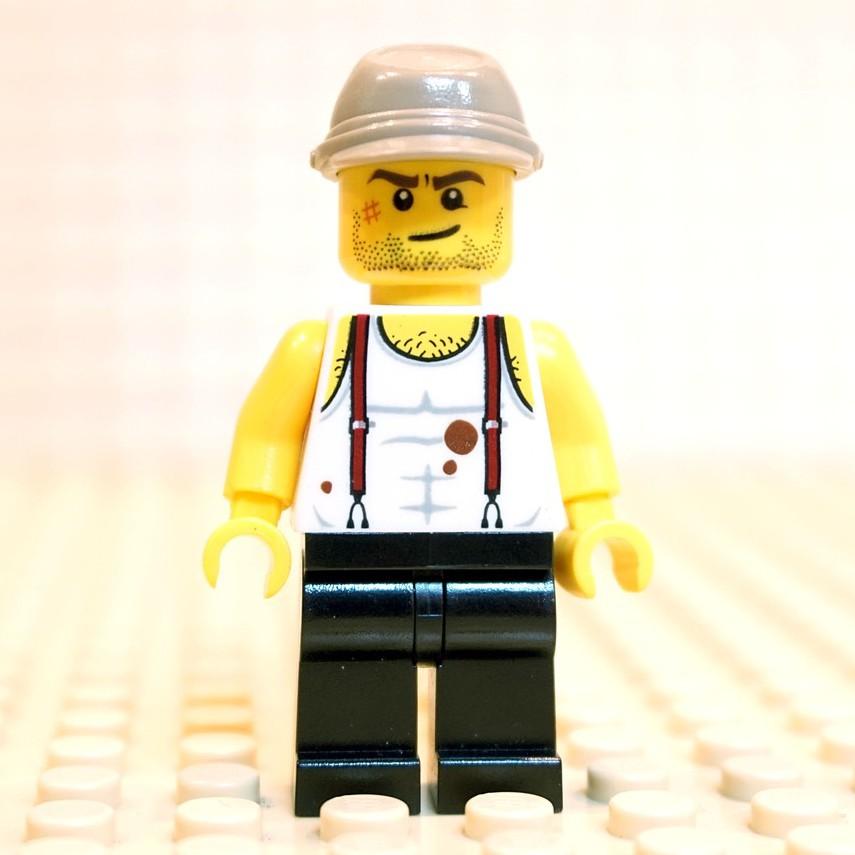 『 LEGO MANIA 』樂高 LEGO 7327 法老之謎 Mac McCloud - Kepi