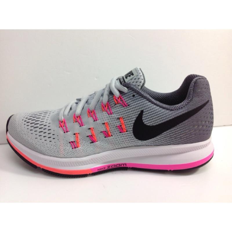info for aaa60 c7796 NIKE AIR ZOOM PEGASUS 33 女款 氣墊慢跑鞋 US:23~25.5cm