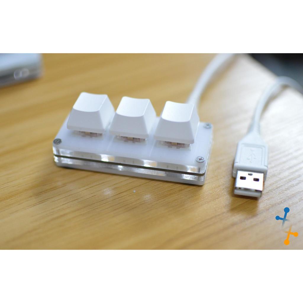 3鍵 機械鍵盤小鍵盤 osu鍵盤 音遊鍵盤