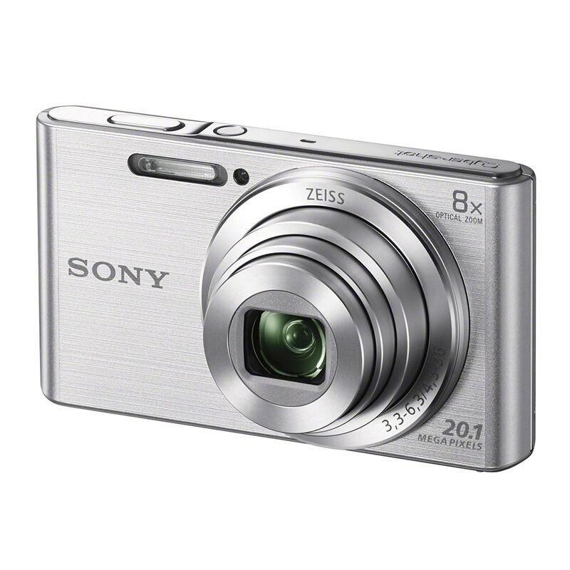 【現貨】Sony/索尼DSC-W830高清數碼相機隨身小型CCD學生便攜錄像旅游禮品