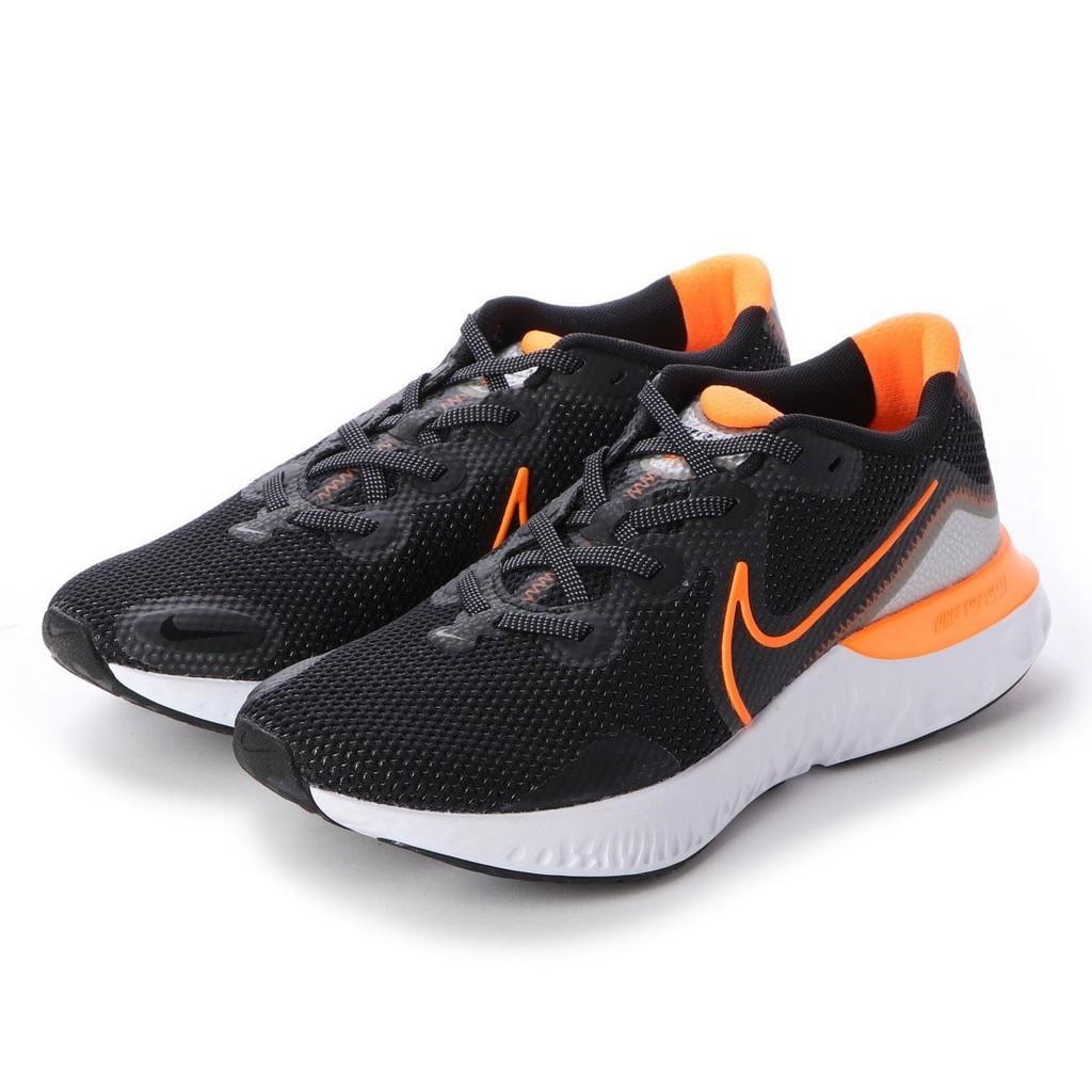 NIKE系列-男款黑橘運動慢跑鞋-NO.CK6357001