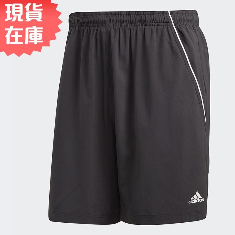 ADIDAS TS SHORT 男裝 短褲 慢跑 訓練 吸濕 排汗 透氣 黑【運動世界】O04785【現貨】