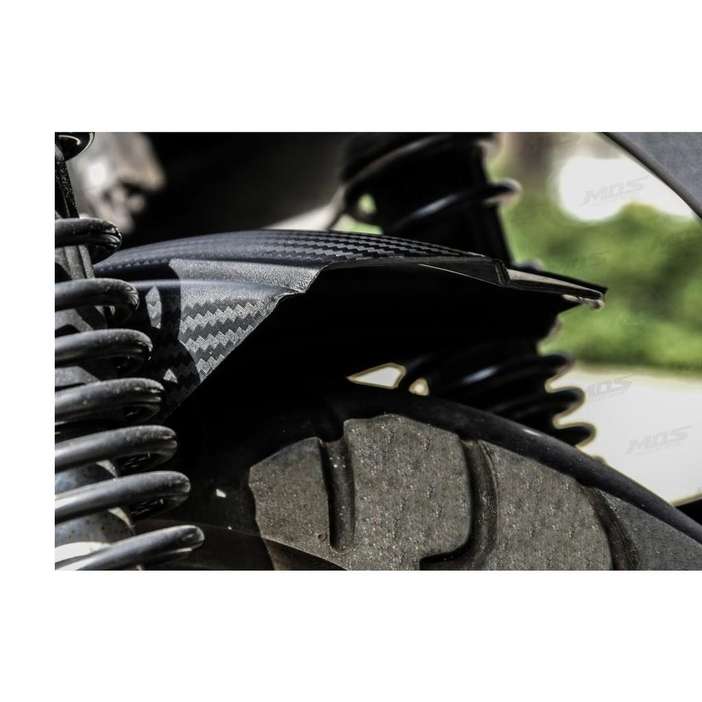 正MOTO MOS部品 勁戰四代 五代勁戰 4代 5代勁戰 BWSR 後土除 內土除 內卡夢紋路 上大胎專用 短土除
