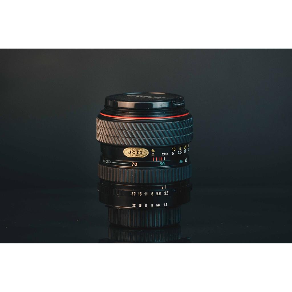 Tokina SD 28-70mm F3.5-4.5 for Nikon ai