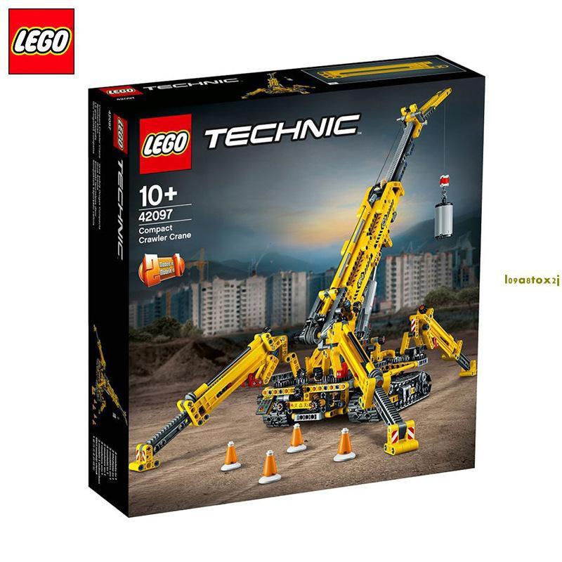 闆闆力薦🏆8月新品LEGO樂高積木機械組42097 蜘蛛起重機兒童拼裝玩具 現貨