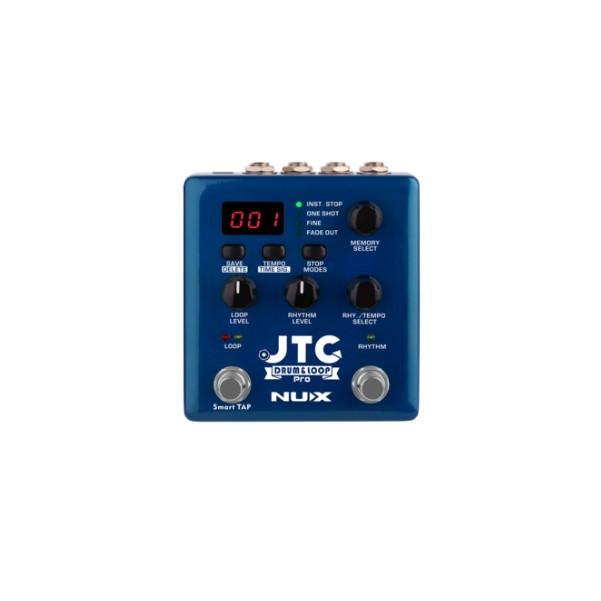 NUX JTC Drum & Loop Pro 鼓機錄音循環效果器 公司貨 【宛伶樂器】