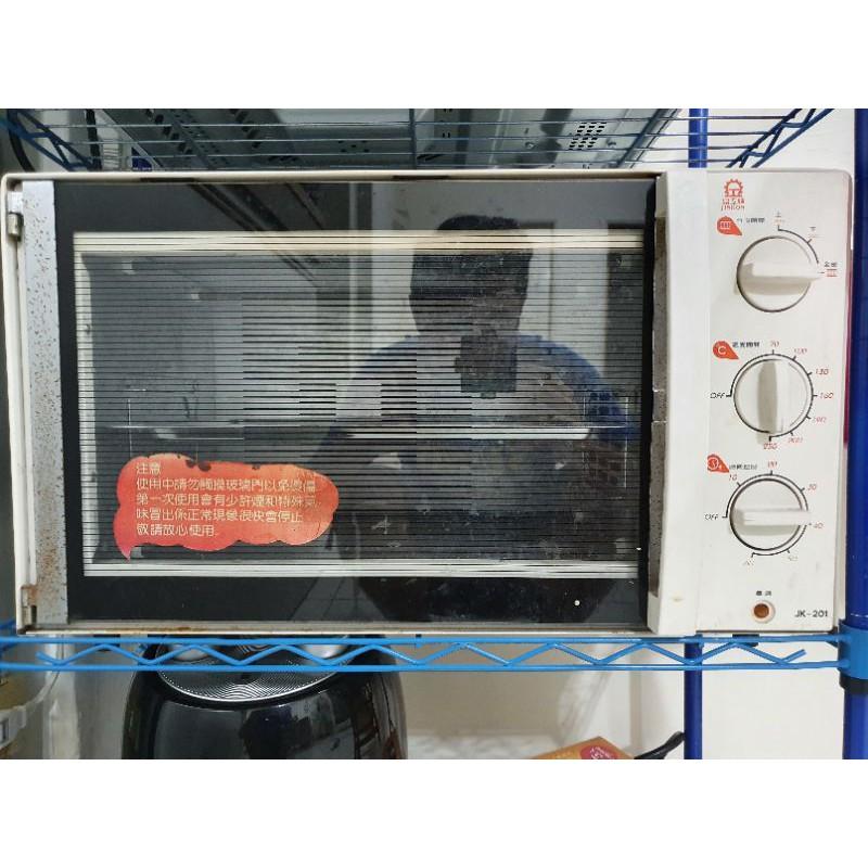 晶工牌 機械式 烤箱 JK-201