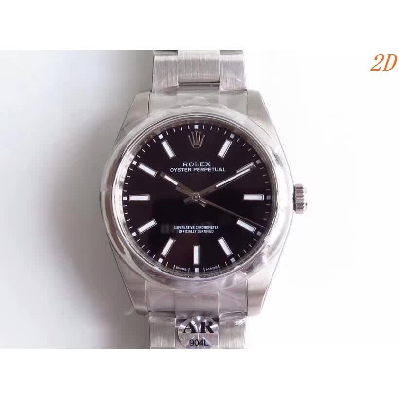 R0LEX-勞力士 114300蚝式恒动系列男士機械手錶