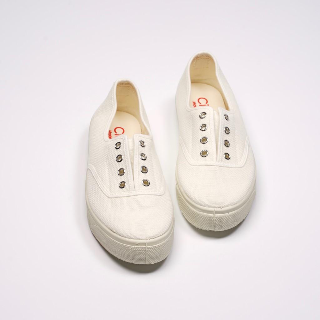 CIENTA 西班牙國民帆布鞋 10997 05 白色 經典布料 大人