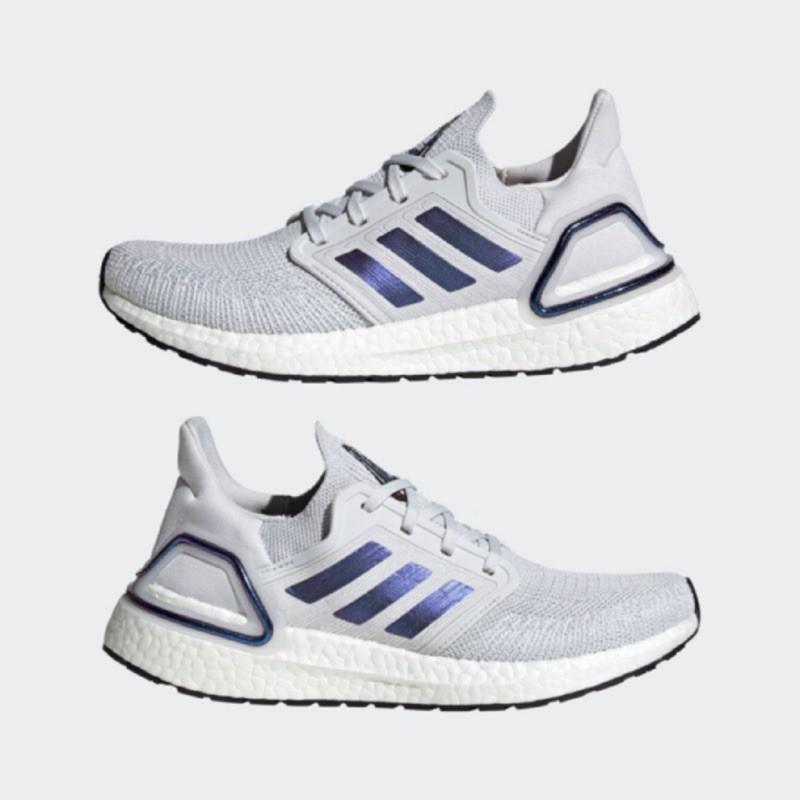 adidas 慢跑鞋UltraBOOST 19 黑白運動鞋男鞋 EG1314 EG0755