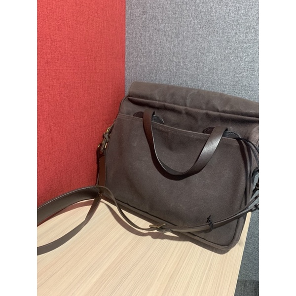 Filson 70256 briefcase 公事包 二手