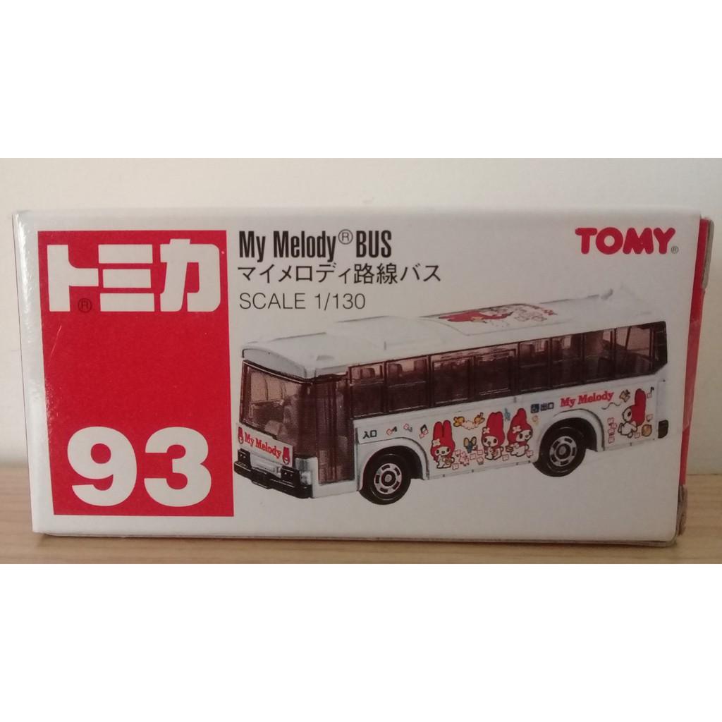 TOMICA 93 絕版 紅標