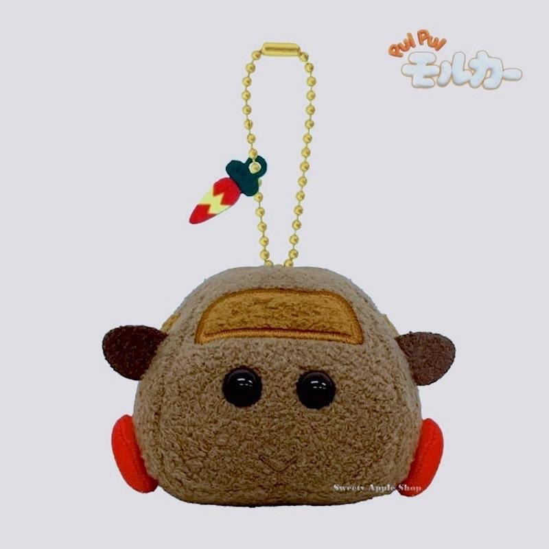 天竺鼠車車【 TW SAS 日本限定 】PUI PUI 天竺鼠車車 Teddy 珠鍊吊飾 玩偶娃娃 