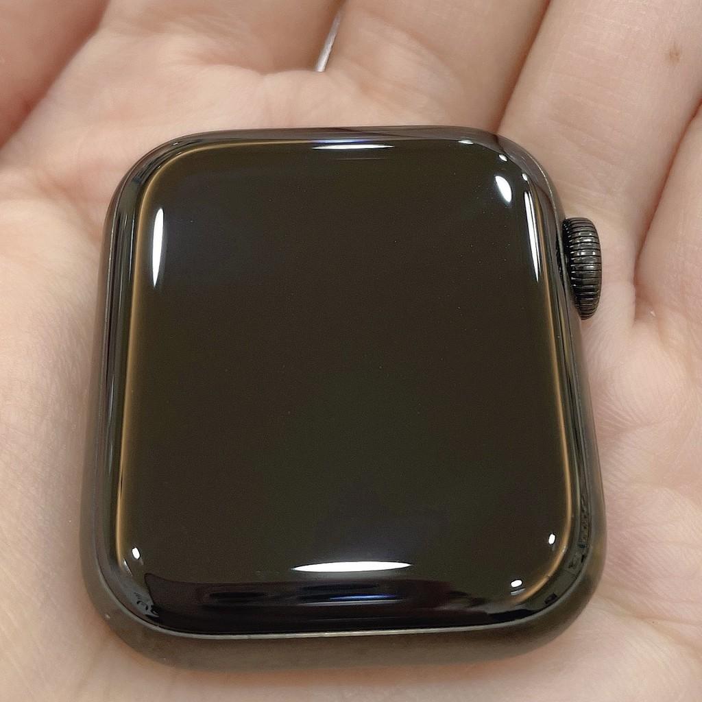 Apple Watch S5 40mm GPS+LTE 太空灰色鈦金屬運動錶環+錶帶#二手手錶#保固中#彰化店11600
