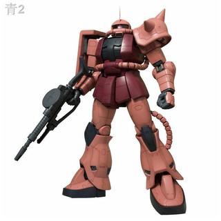 台灣 大班 元祖RX-78-2 綠扎古MEGA 1/ 48陸戰 夏亞 紅扎古拼裝模型玩具 臺中市