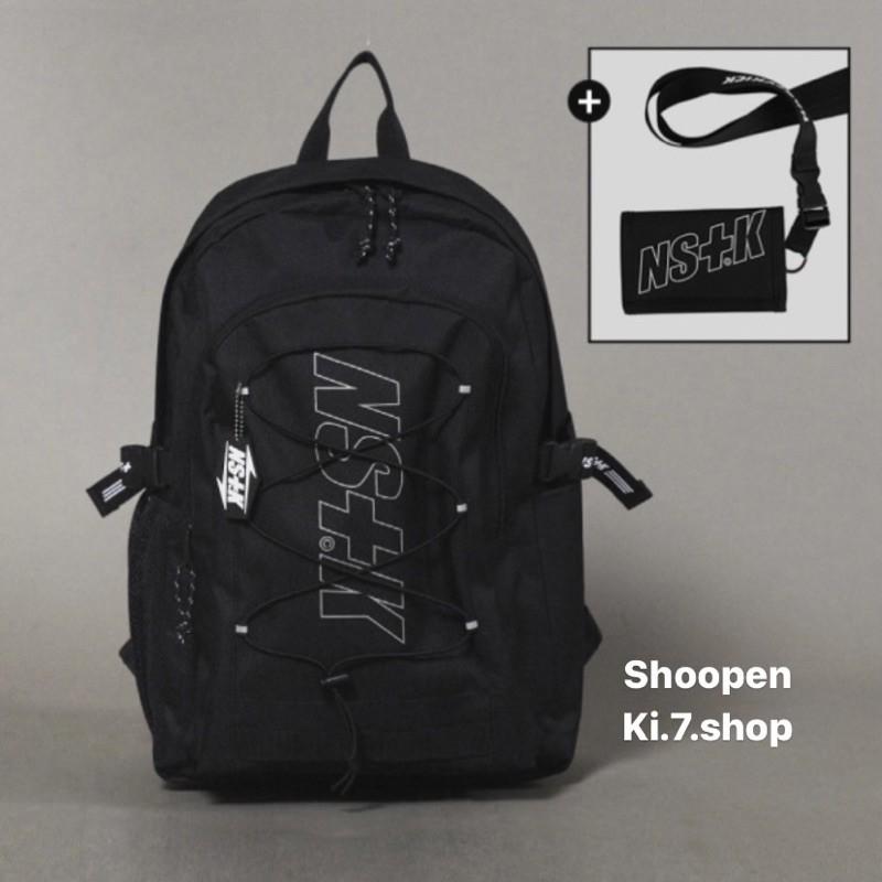 預購🇰🇷 Shoopen x nasty ns+k 後背包 有送零錢包 韓國後背包 // 韓國代購  電腦包 //