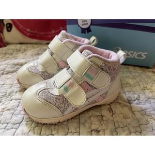 二14號 ASICS童鞋 寶寶鞋 男女學步鞋 SUKU童運動鞋機能鞋 GD RUNNER 高筒護踝學步鞋C9114 花蓮縣