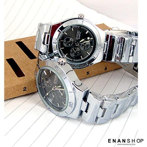 機械精工奢華手錶『仿三眼 時尚品味錶』可當情侶對錶。單支價 惡南宅急店 【0025F】