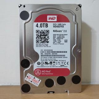 WD 4TB RED紅標NAS硬碟 HDD內接式 SATA 3.5吋 4T 台北市