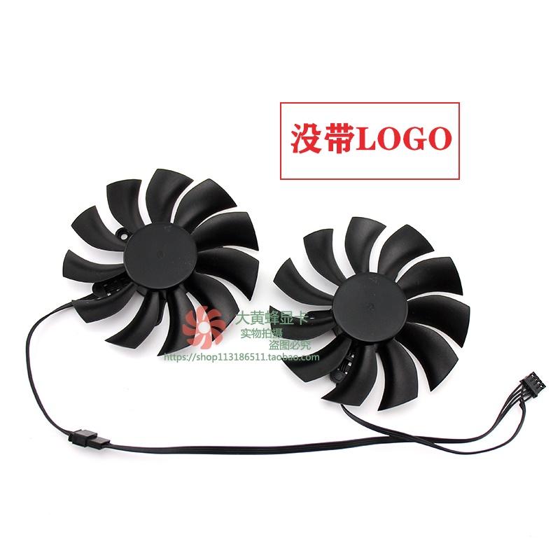 EVGA GTX1080ti 1080 1070ti 1070 1060顯卡冷卻風扇PLA09215B12H