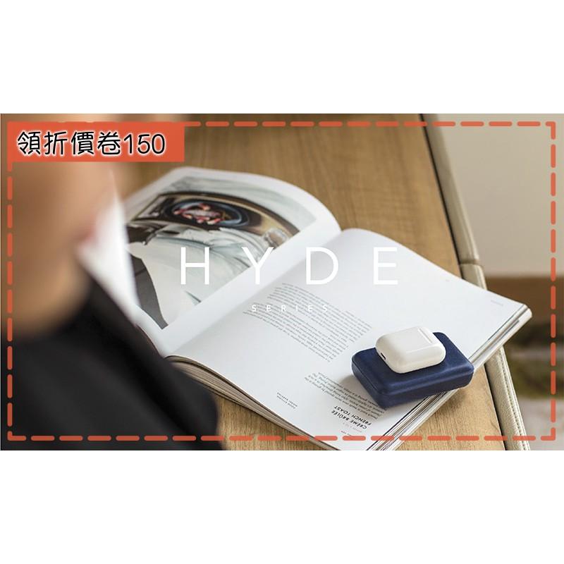 UNIQ 【聊聊領折扣】 HydeAir 10000mAh 無線 快充 帶支架 螢幕 行動電源