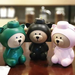 「台灣現貨」韓國星巴克 豬造型熊存錢桶 星巴克代購 韓國代購 新北市