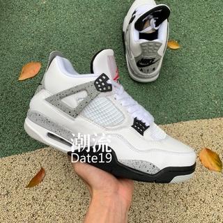 [Date19] Air Jordan 4 White Cement AJ4 白水泥白灰 籃球鞋 840606 192