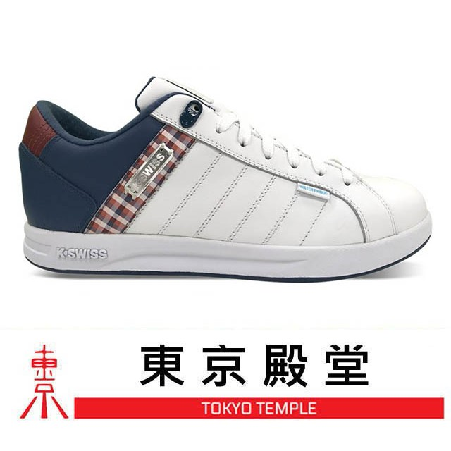 K-SWISS Lundahl WP 女鞋 運動鞋 96100-175-M 東京殿堂 2020Q3