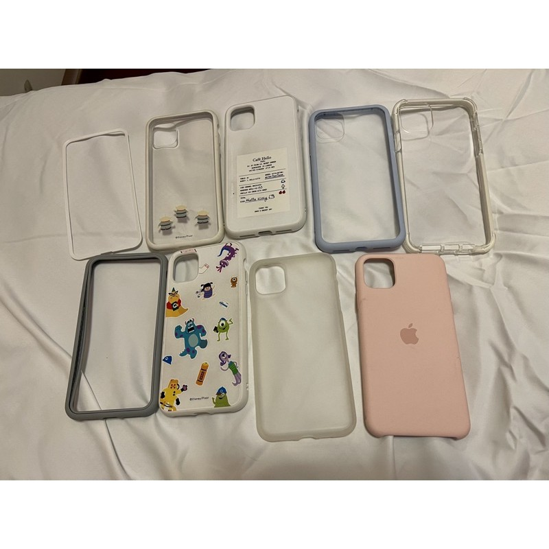 iPhone 11 pro max 手機殼 犀牛盾 蘋果原廠 惡魔 UNIU
