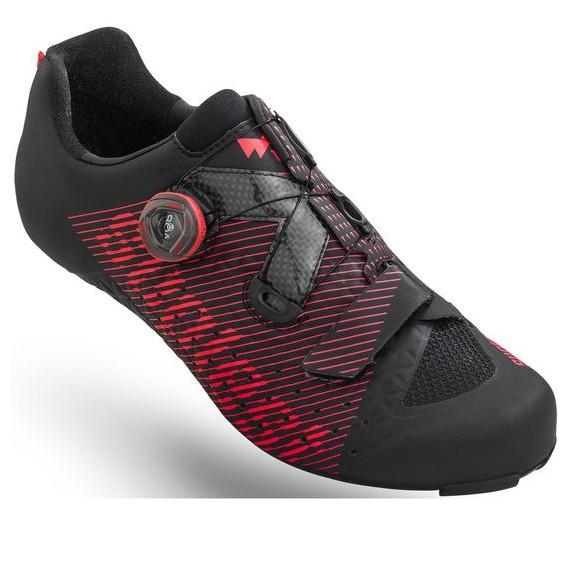 小熊卡鞋 Suplest Edge 3 Performance 黑紅