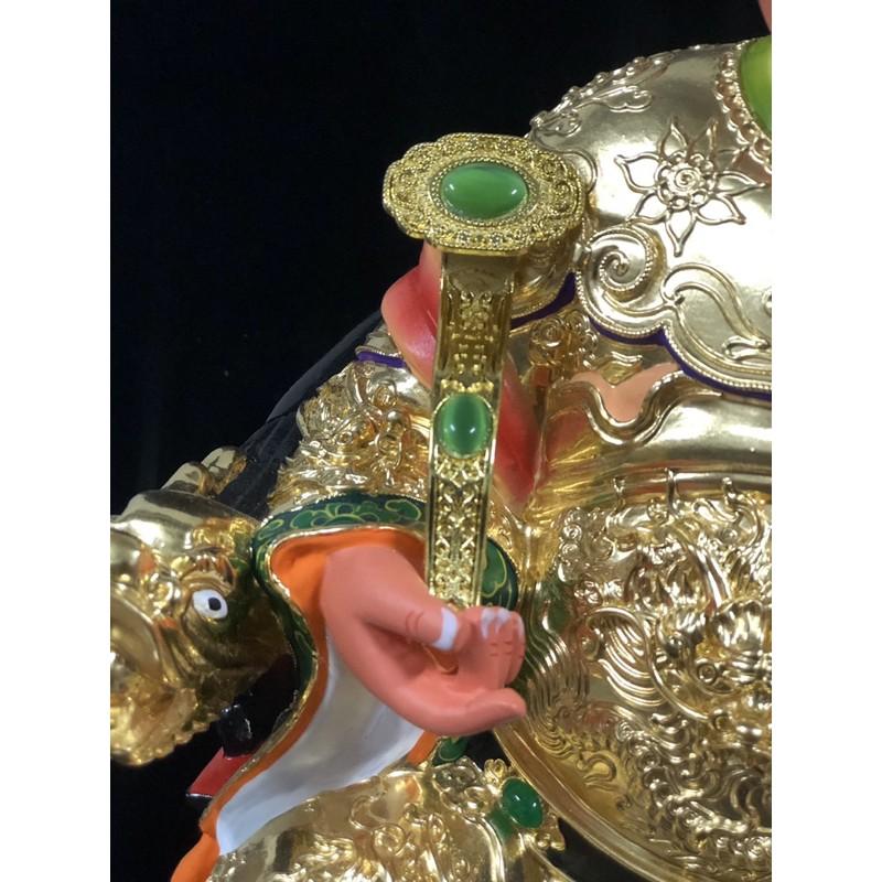 1尺3金身神像用如意 金屬電鍍 玉如意 天上聖母 媽祖 保生大帝 福德正身 土地公