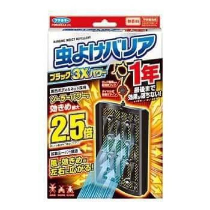 日本 Furakira 超強2.5倍 366日防蚊掛片