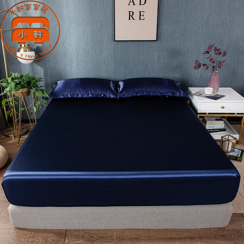 頂級天絲床包組 單人雙人加大 床包 雙人床包組 床單床罩 床套枕頭套 枕套 裸睡觸感 日式無印風 小軒家家居