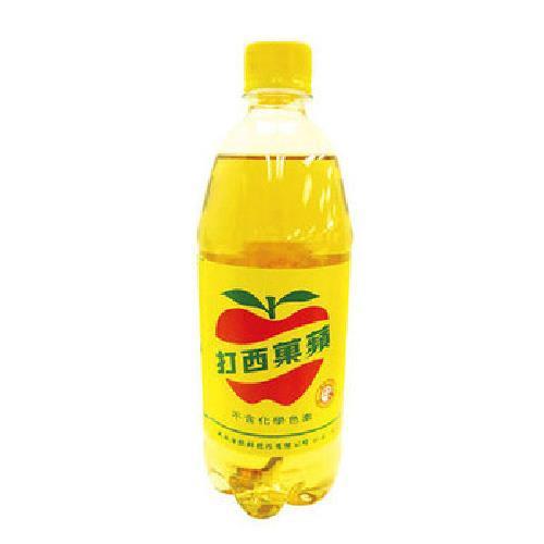 大西洋 蘋果西打(1250ml/瓶)[大買家]