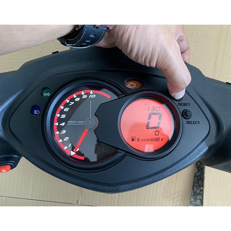 【現貨】迅鷹直上改裝勁戰液晶儀表7色背景適用山葉二代目勁戰直上