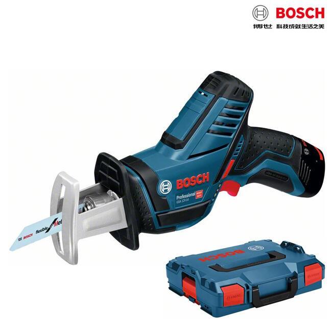 BOSCH博世 附原廠附片 GSA 12V-Li 鋰電軍刀鋸 馬刀鋸 充電式軍刀鋸 水平鋸