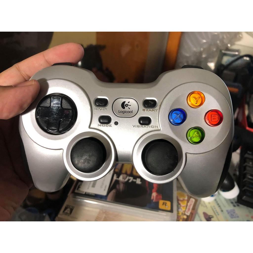 遊戲歐汀 Logitech 羅技 F710 無線遊戲控制器 無接收器 單手把