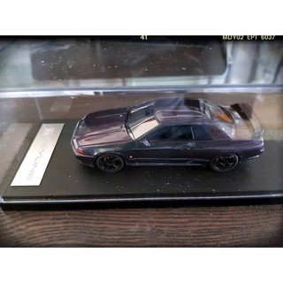 [ca]Mark 43 1:43 Nissan Skyline GT-R Nismo紫色 台北市