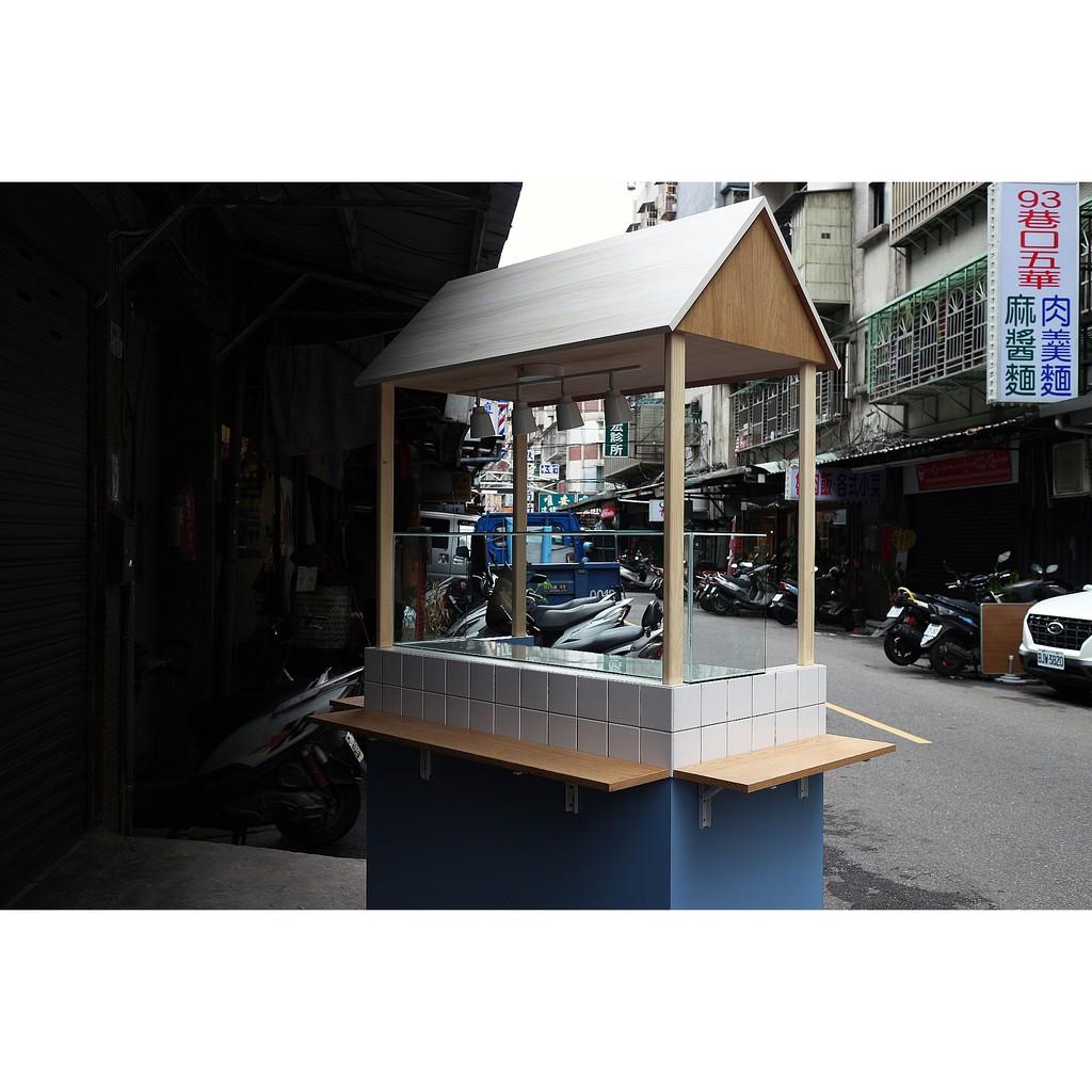 鹹水雞 攤車 餐車 市集