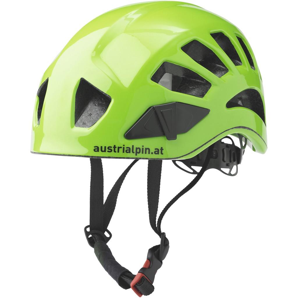 【奧地利 AUSTRIALPIN】 HELM.UT 輕量雙層頭盔 綠色