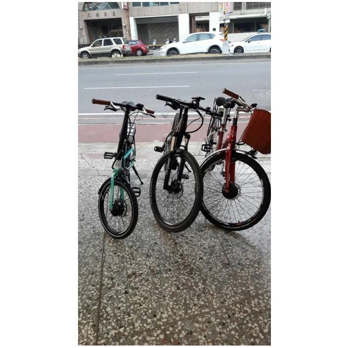 UJ BIKE HASA 電動輔助自行車 電動腳踏車 電動 登山車 淑女車 小折 小徑 優惠25000起