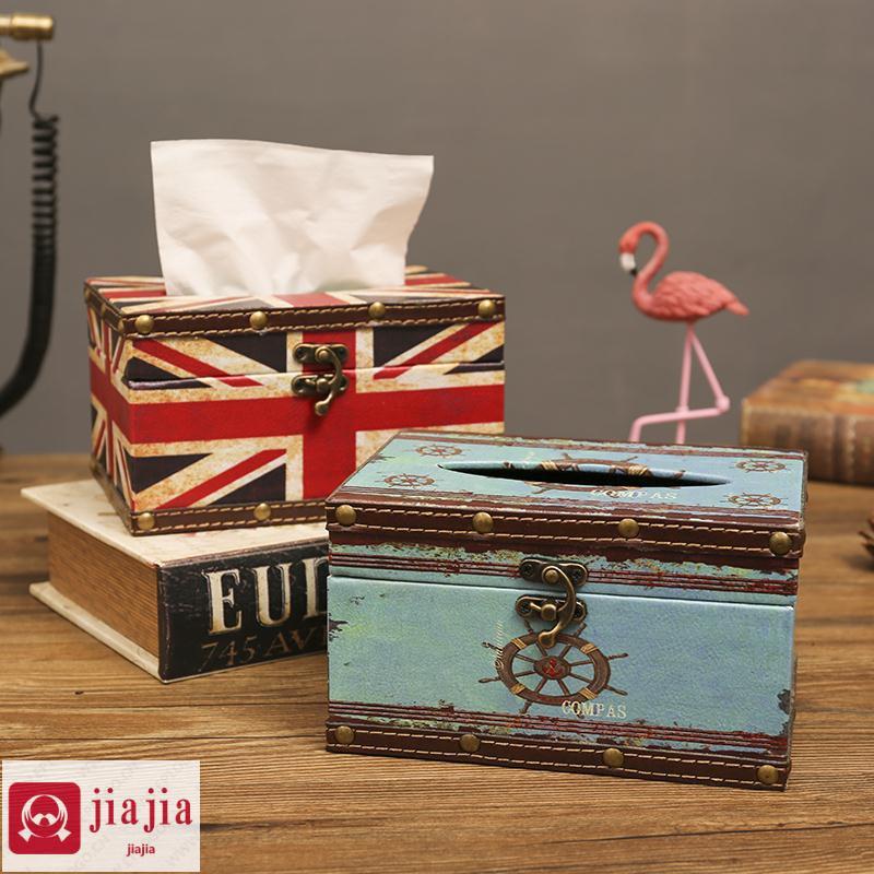 北歐ins抽紙盒家用客廳家居簡約創意歐式餐廳紙巾盒衛生間紙抽盒