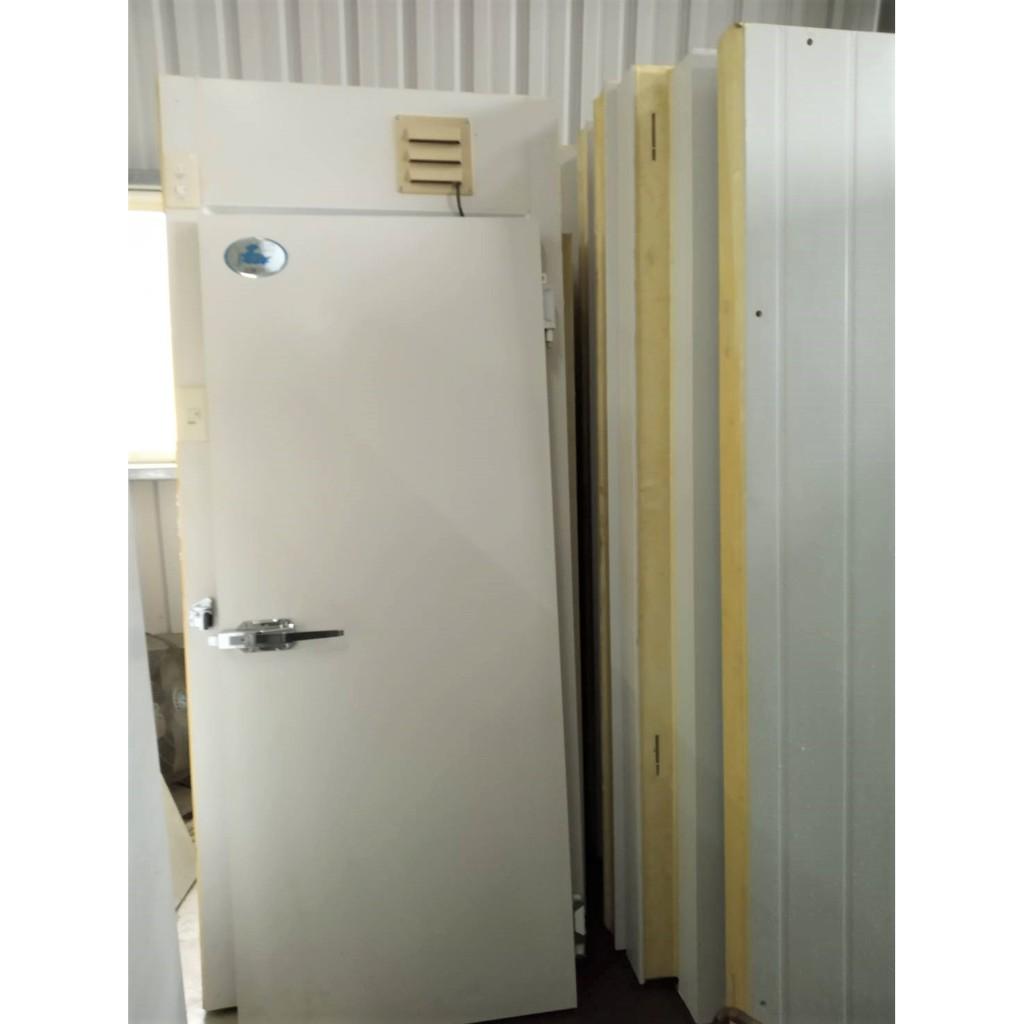 2坪組合式冷凍庫、營業用組合式凍庫
